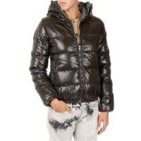 DuveticaReversible Floral Printed THIA ERRE down Jacket Herbst/Winter