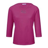 EfixelleRundhals-Shirt 3/4 Arm Efixelle pink