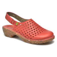 El NaturalistaYggdrasil NE24 - Clogs & Pantoletten für Damen / rot