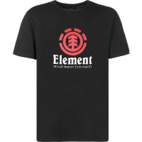 ElementVertical Camiseta negro