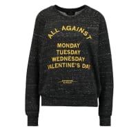 Eleven ParisAWEEK Sweatshirt black melanged