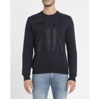 Eleven ParisBlaues Sweatshirt 70s