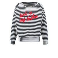 Eleven ParisKARLNEW Sweatshirt navy/grey