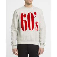Eleven ParisGraues Sweatshirt 60s