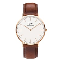 Daniel WellingtonWatches-St Mawes 40 mm-Brown