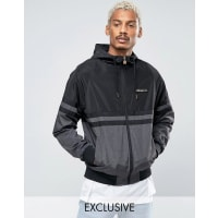 EllessePoly Zip Up Hoodie - Grey