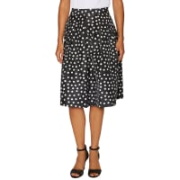 EloriePleated Full Skirt