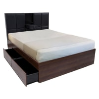 Emma's DesignHanover 4 Drawer Queen Bed