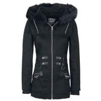 EMPSara Jacket Veste Femme noir