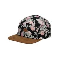 EmpyreOral 5-Panel Cappello black floral / nero