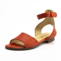 EnnaBio-Sandale, mandarine 39