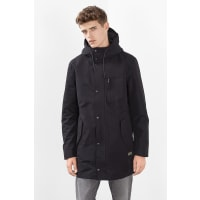 Esprit2-in-1 parka met aparte binnenjas Black for Men