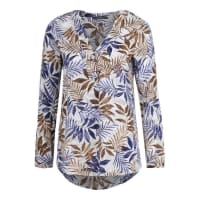 EspritBluse mit All Over-Print