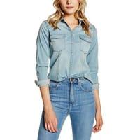 EspritDamen Bluse 046ee1f039-aus Jeans