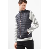 EspritVederlichte, donzen bodywarmer Black for Men