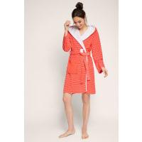 EspritFrottier-Kimono aus Baumwoll-Mix für Damen Cayenne