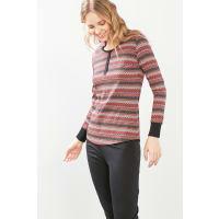 EspritJersey-Pyjama aus 100% Baumwolle für Damen Cherry Red