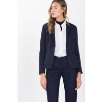 EspritTwo Tone Anzugblazer für Damen Navy