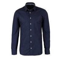 EternaSLIM FIT Zakelijk overhemd dunkelblau