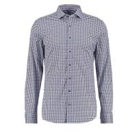EternaSLIM FIT Casual overhemd blau/grau