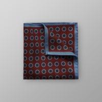 EtonFloral Wool Pocket Square