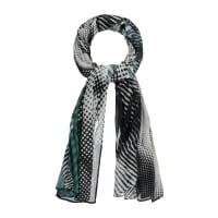 ExpressoJoris sjaal smaragd groen