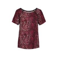 ExpressoLina blouse donker fuchsia roze