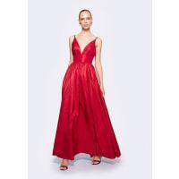 Fame & PartnersCherry Red Astrid Dress