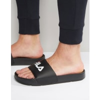 FilaDrifter Sliders - Black