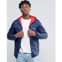 FilaPadded Jacket - Navy