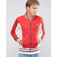 FilaTrack Jacket - Red