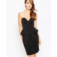 Finders KeepersTake a Shot Dress - Black