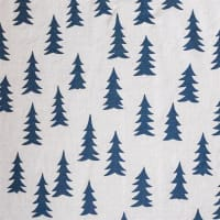 Fine Little DayGran tekstil midnattsblå-natur