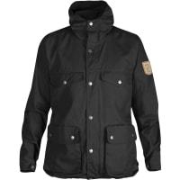 FjällrävenWomens Greenland Jacket - Black / XS