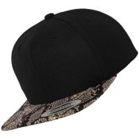 FlexfitAnimal Snapback black/cobra