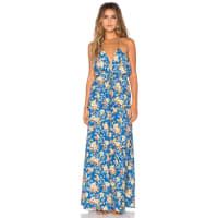 Flynn SkyeMalia Maxi Dress in Blue