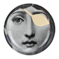 FornasettiTema e Variazioni Ashtray/Trinket Tray Gold - No. 8