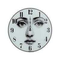 FornasettiViso Wall Clock