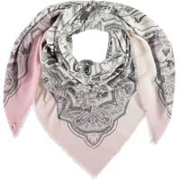 FraasTuch mit anspruchsvollen Paisley in rosa