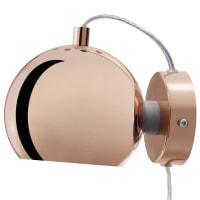 FrandsenBall - Wandlamp - Koper