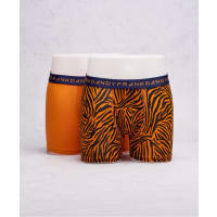 Frank Dandy2-Pack Boxer Tiger Flame
