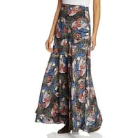 Free PeoplePebble Crepe Maxi Skirt