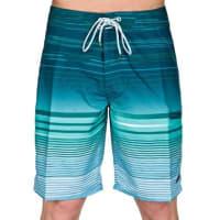 Free WorldWave Line Boardshorts turquoise / blau