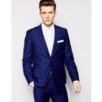 French ConnectionSlim Fit Suit Jacket - Blue