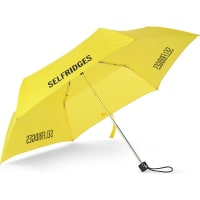 Fulton UmbrellasSelfridges Super Slim Umbrella, Yellow