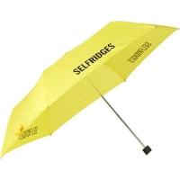 Fulton UmbrellasSuperslim Branded Umbrella, Yellow