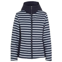 FusalpHafjell Stripes Hooded Stretch-shell Ski Jacket - Navy