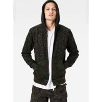 G-StarArzay Hooded Zip Regular Fit Sweater