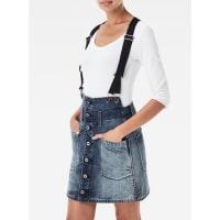 G-StarDadin Tailored Braces A-line Skirt