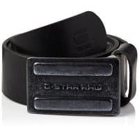 G-StarDaber Belt, Cinturón para Hombre, Negro (Black 990), 95 cm (Talla del Fabricante: 95 cm)